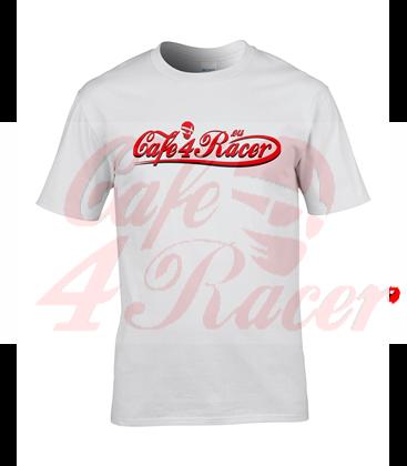Tričko  cafe4racer