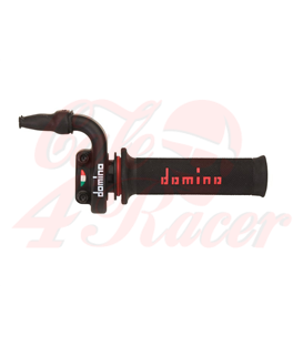 DOMINO THROTTLE CONTROL  22mm  Road (Left+Right grip)