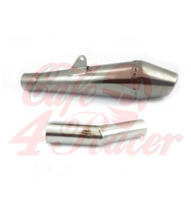 exhasut style 66  + pipe for BMW K75