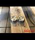 BMW Fork Nuts for 38,5mm Forks for original 4mm TOP yoke 2pcs