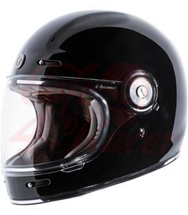 Biltwell TORC T-1 Full Face Helmet Gloss Black