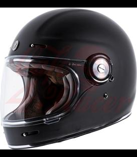 Biltwell TORC T-1 Full Face Helmet Flat Black