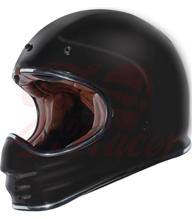 Biltwell TORC T-3 MX Full Face Helmet Gloss Black