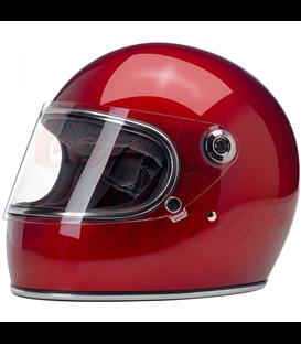 Biltwell Gringo S ECE Helmet Metallic Candy Red