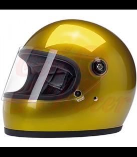 Biltwell Gringo S ECE Helmet Metallic Yukon Gold