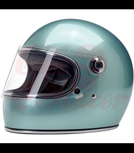 Biltwell Gringo S ECE Helmet Metallic Sea Foam