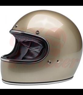 Biltwell Gringo ECE Helmet Metallic Champagne