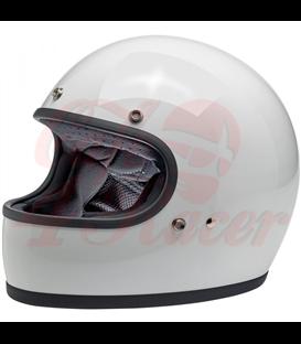 Biltwell Gringo ECE Helmet Gloss White
