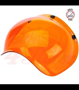 Biltwell Bubble štít oranžový solid Anti Fog