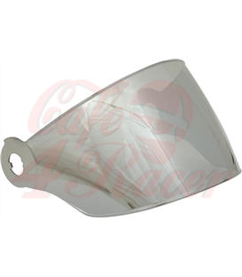 TORC T-1 Face Shield Chrome Mirror Anti Fog