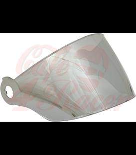 TORC T-1 Face Shield Chrome Mirror Anti Fog