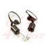 Round Handle Bar End Side Mirrors CR2