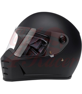 Biltwell Gringo S ECE Helmet Flat Titanium