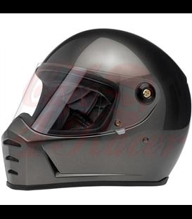 Biltwell Lane Splitter helma integrálna matná čierna