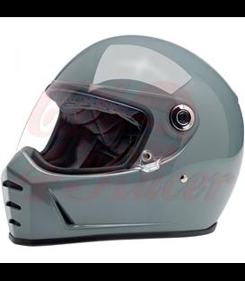 Biltwell Lane Splitter Helmet Gloss Agave