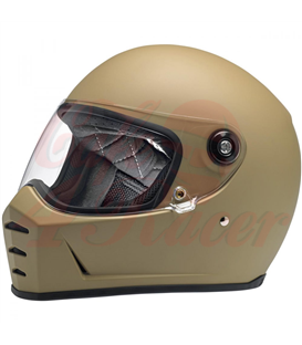 Biltwell Lane Splitter helma Metallic Olive