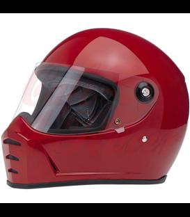 Biltwell Lane Splitter helma integrálna lesklá biela