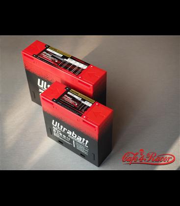 """Ultrabatt multiMIGHTY+ """"PLUS"""" Lithium Battery 12V / 300CCA / 400PCA"""