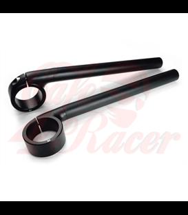 Rebelmoto Clip-Ons | Low Rise clip-ons  riaditka  41.3mm BMW K series čierne