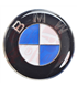 BMW Genuine Roundel Logo Emblem - 21mm with adhesive back