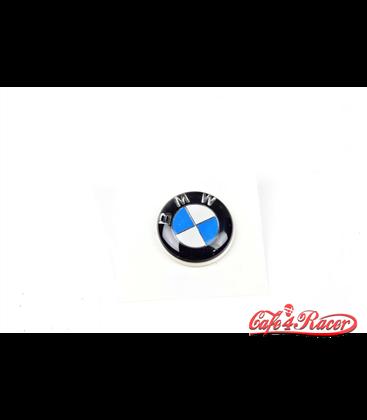 BMW Genuine Roundel Logo Emblem - 21mm with adhesive back