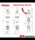 BMW K75/100/1100/1 Suspension platform Retrorides CNC