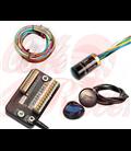 10% OFF Motogadget Set  M-UNIT Blue M-button Cable Kit  M-lock