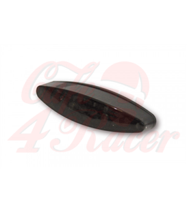 HIGHSIDER LED mini tail light LITTLE NUMBER1 with license plate illumination RED