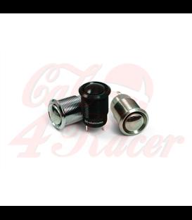 12 mm Push Button Čierny