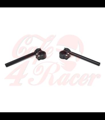 Cafe Racer Clip-ons Type 1 - Čierna Matná  41mm