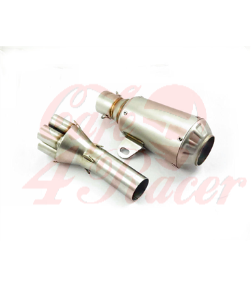 exhasut GP style 03B + collector4to1 for BMW K100