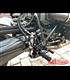 LSL Rearset BMW RnineT Racer black