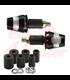 Smerovka do riadítok  LED   Conic ALU black