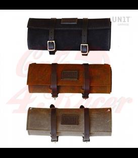 UNIT GARAGE  kožená rollovacia taška pre BMW  RNineT Series bez náradia