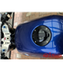 BMW K75/100/1100 Fuel Tank Gas Black with lock  MONZA  Black