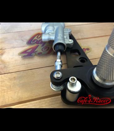 BSK SpeedWorks rearsets for the K75/100/1100/K1 - Complete set