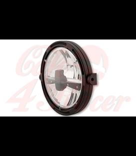 HIGHSIDER 7 inch LED Hlavný svetlomet  FRAME-R1 bočný úchyt type 3