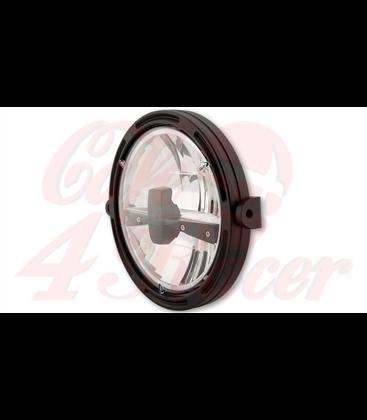 HIGHSIDER 7 inch LED main headlight FRAME-R1 side mount  type 3