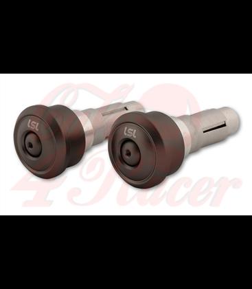 LSL Handlebar weights RETRO titan