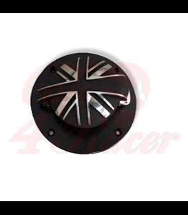 BMW K75/100/1100  uzáver so zámkom  MONZA BlackJack Union Jack Monza Cap Kit