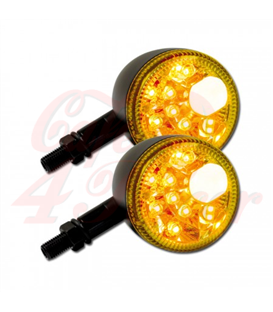 "LED turn signal parking light combination ""Prisma"""