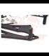 Prepákovanie pre  K75/100/1100/K1 - komplet kit čierne/strieborné DLHÉ