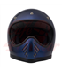 DMD Seventy Five Helmet Metallic Blue