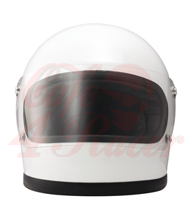 DMD Rocket helmet Gloss White