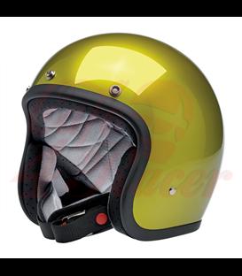 Biltwell Bonanza helma otvorená   Metallic Sea Weed