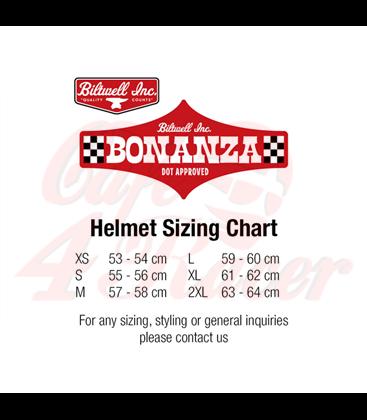 Biltwell Bonanza helma otvorená Biela lesklá