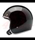 Biltwell Bonanza helma otvorená lesklá čierna