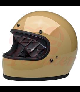 Biltwell Gringo Helmet Full Face  Gloss Coyote Tan