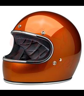Biltwell Gringo Helmet Full Face  Gloss Copper
