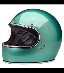 Biltwell Gringo Helmet Full Face Gloss Sea Foam